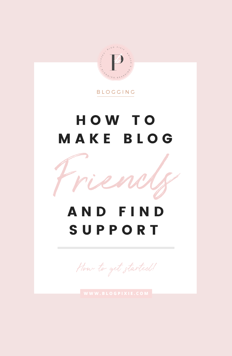 How To Make Blog Friends And Network