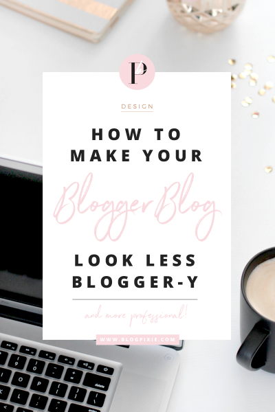 How To Un-Blogger Your Blog