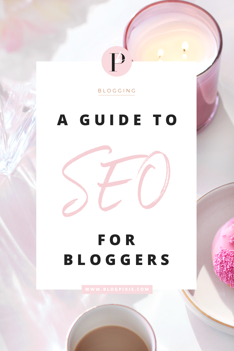 SEO tips blogging beginners
