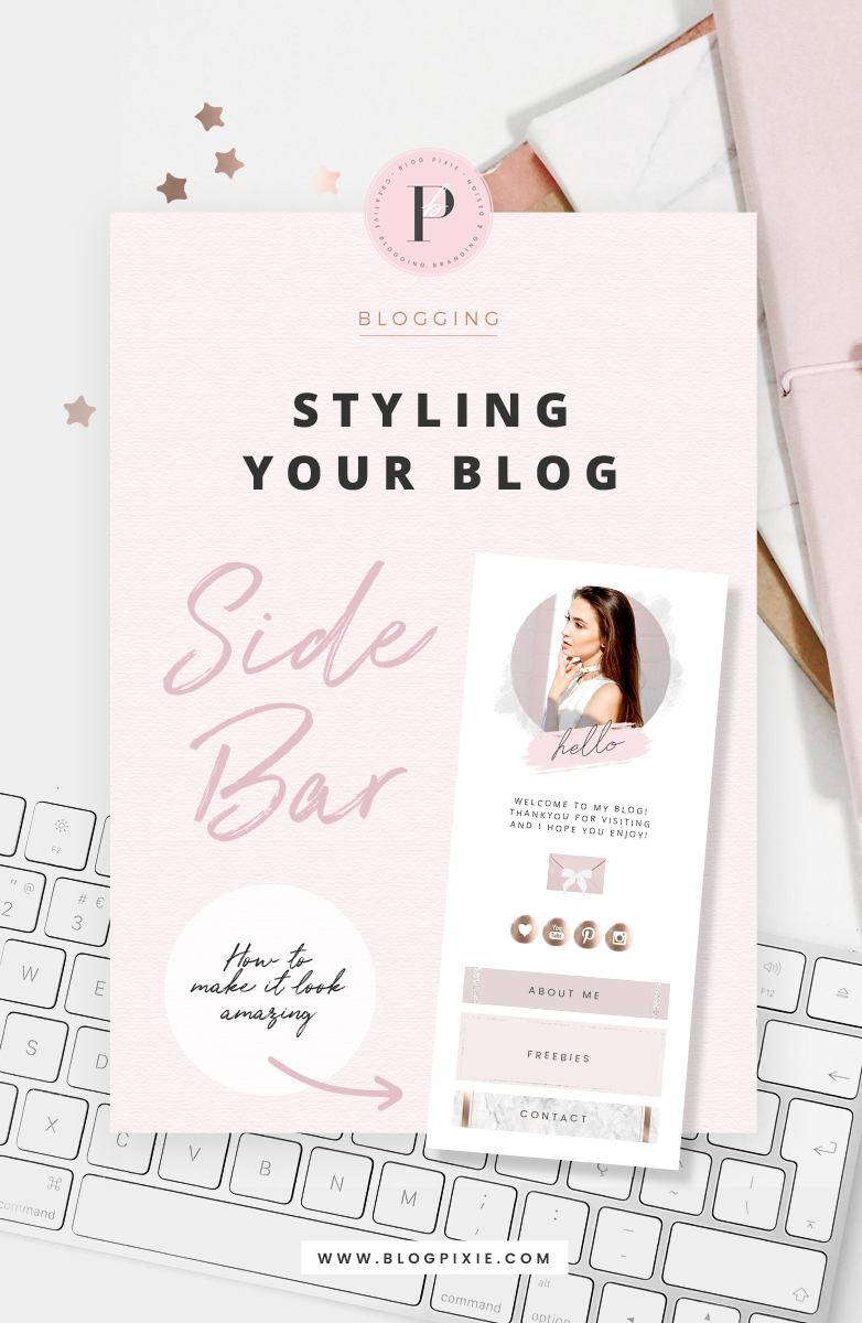 What to add to your blog side bar