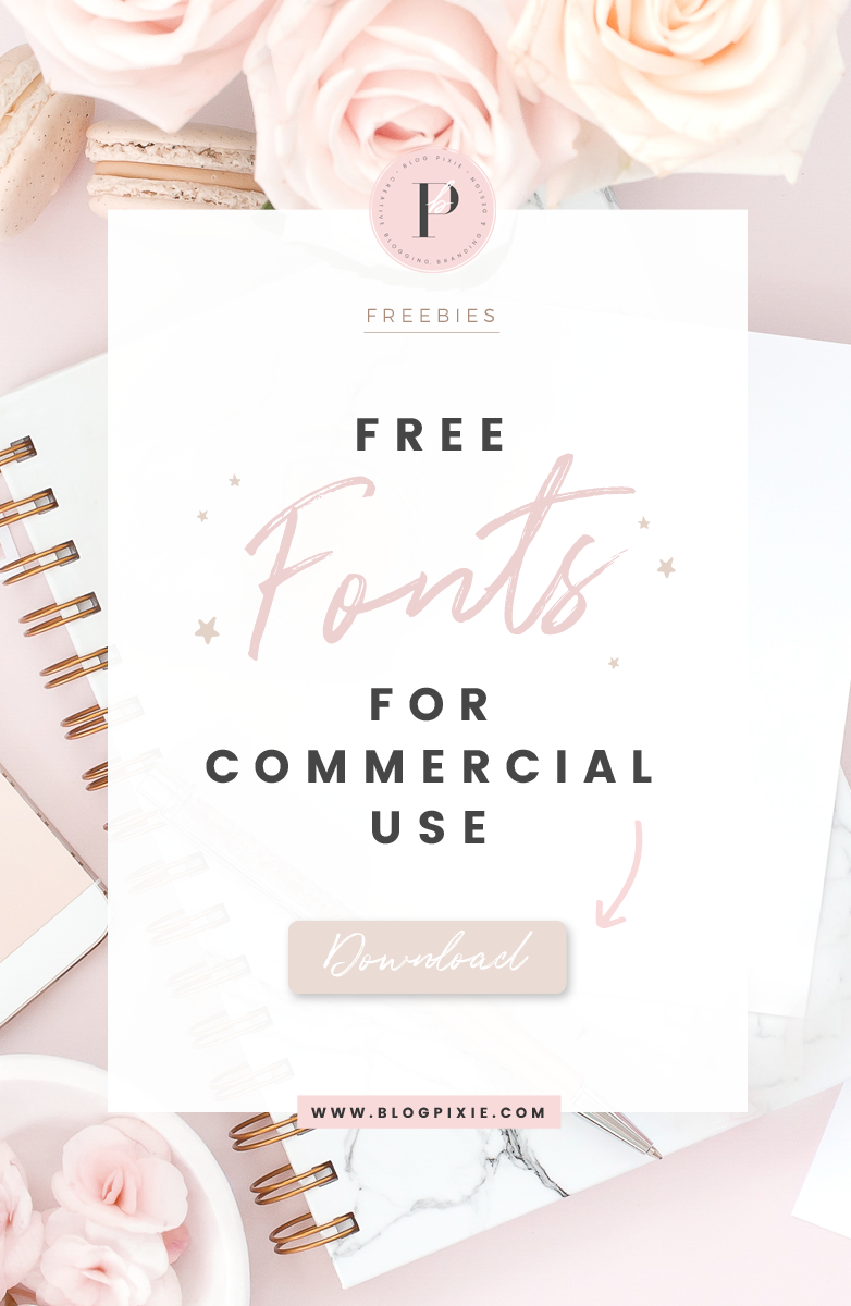 free fonts to download for commercial use