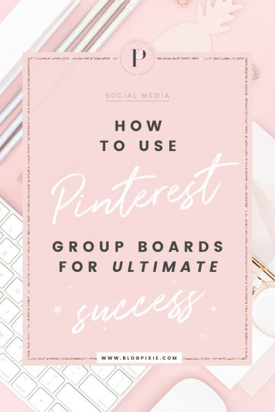 Pinterest Group Boards For Bloggers