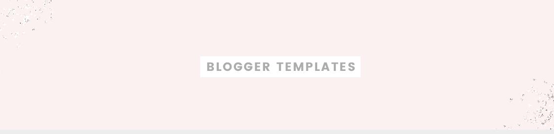 Feminine Blogger Templates