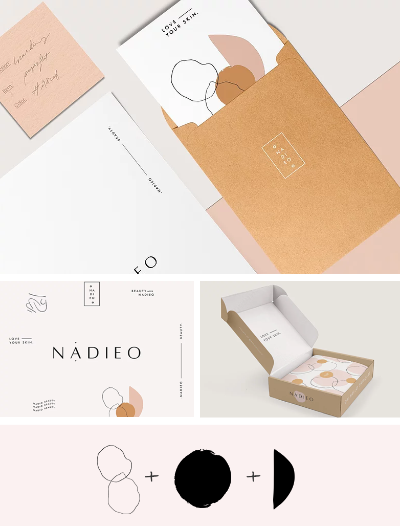Stylish Creative branding design