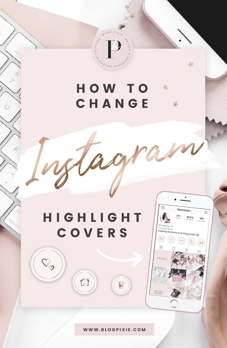 How to change Instagram Highlight Covers
